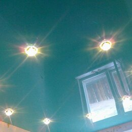 Потолки и комплектующие - Классические натяжные потолки, 0