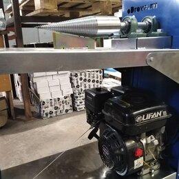 Дровоколы - Дровокол готовый станок насадкой с 2х заходной упорной резьбой СТ-45, 0