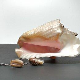 Сувениры - Морская раковина и два брелока, 0