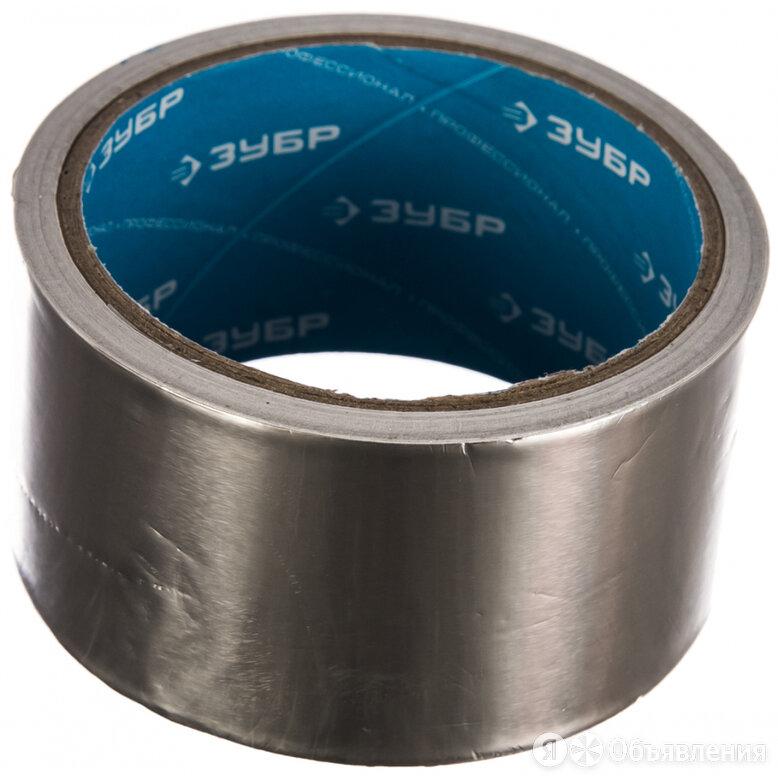 Клеящая лента Зубр 12262-50-10 по цене 179₽ - Строительный скотч, фото 0