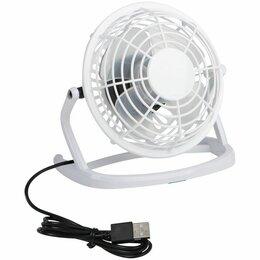 Вентиляторы - Вентилятор настольный с USB пластик, 0