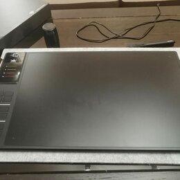Графические планшеты - Графический планшет Huion WH1409 почти идеал , 0