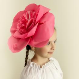 Головные уборы - Цветок – головной убор пион ВК-93001-10, 0