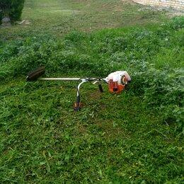 Аксессуары и средства для ухода за растениями - Покос травы , тримером , бензокосой ., 0