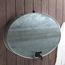 Умывальники - Умывальник 10 л, с краном, оцинкованный, 0