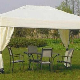 Тенты - Садовый тент шатер, 0