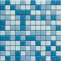 Строительные смеси и сыпучие материалы - Мозаика Ce.Si. Mosaici Atlantica Shetland Matt 30x30  5AT025025RE221, 0