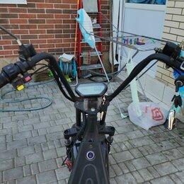 Мототехника и электровелосипеды - Электросамокат (скутер) kugoo citycoco c3, 0