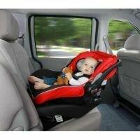 Аренда транспорта и товаров - Прокат, аренда автокресла для новорожденных на переднее сидение автомобиля, 0