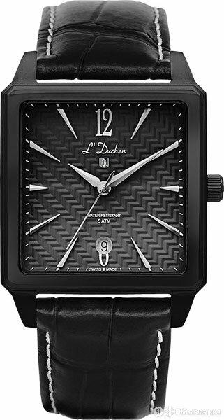 Наручные часы L Duchen D451.71.21 по цене 18980₽ - Наручные часы, фото 0