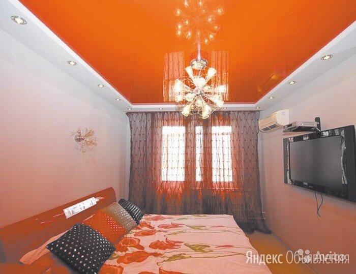Натяжные потолки по цене 310₽ - Потолки и комплектующие, фото 0