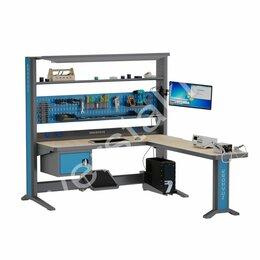 Мебель для учреждений - Рабочее место KronVuz Pro WP 1110T-LSRP, 0