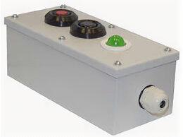 Строительные блоки - Пост кнопочный ПКУ-15-21.131-54У2 (1хСКЛ11 зел.…, 0