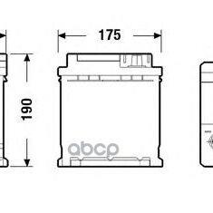 Аккумуляторы и комплектующие - Аккумуляторная Батарея 70ah Deta Start-Stop Agm 12 V 70 Ah 760 A Etn 0(R+) B1..., 0