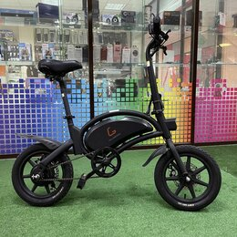 Велосипеды - Электровелосипед kugoo v1, 0
