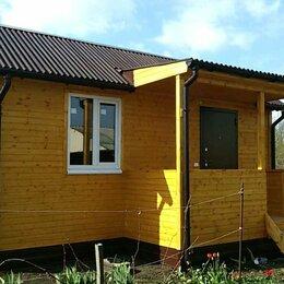 Готовые строения - Каркасно-щитовой дом 3*6 м, 0