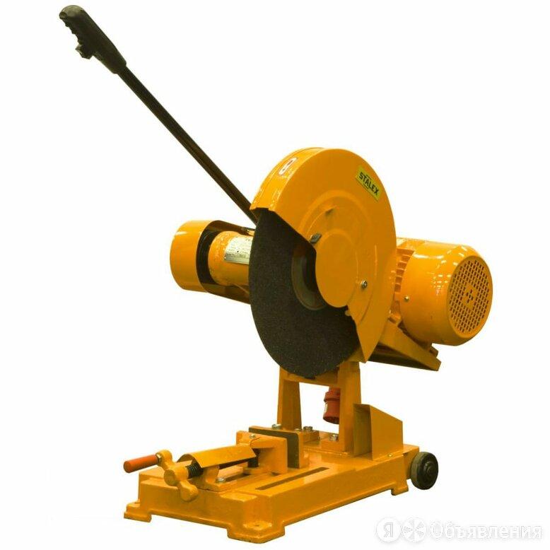 Абразивный отрезной станок Stalex COM/Cut-Off Machine/-400M/3 J3GA-400 по цене 31344₽ - Фрезерные станки, фото 0