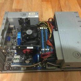 Настольные компьютеры - Пк. I5 650, 1tb жесткий диск, hd8490, 0