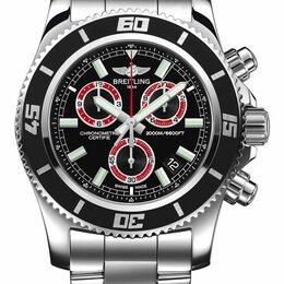 Наручные часы - Breitling Superocean Chronograph 46mm M2000 A73310A8-BB72-160A, 0