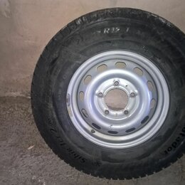 Шины, диски и комплектующие - Колеса с Нива Бронто, 0