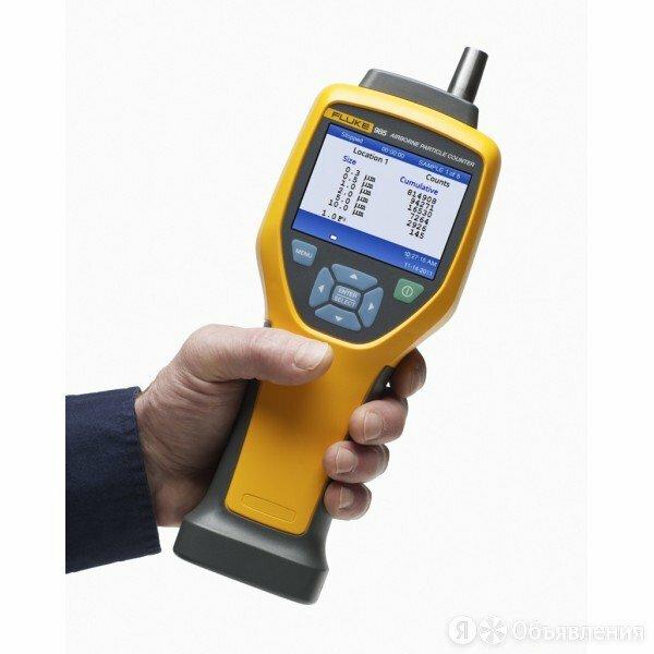 Fluke 985 счетчик частиц по цене 677528₽ - Счётчики электроэнергии, фото 0