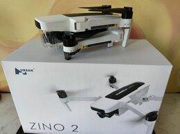 Квадрокоптеры - Hubsan Zino 2 Combo+, 0