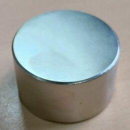 Магниты - Неодимовый магнит 50х30, 0