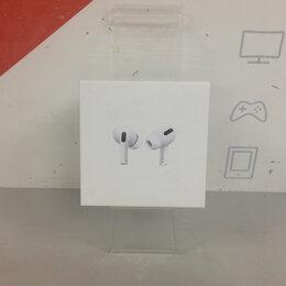 Наушники и Bluetooth-гарнитуры - наушники AirPods Pro копия, 0