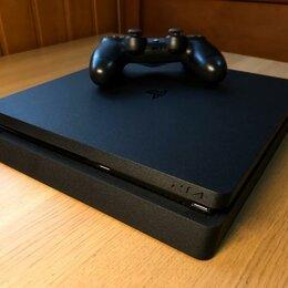 Игровые приставки - Sony playstation 4 slim, 0
