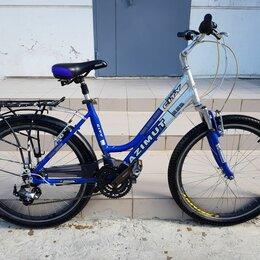 Велосипеды - Отличный легкий сити байк Azimut City, 0
