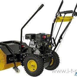 Воздуходувки и садовые пылесосы - Подметательная машина бензин. Huter Sgc 4100s 6.5л.с., 0