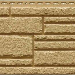 Фасадные панели - Фасадная панель Grand Line Камелот Стандарт Песочный, 0