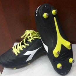 Обувь для спорта - Бутсы Размер 42 Diadora железные шипы Магазин, 0