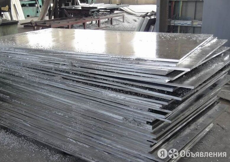 Лист магниевый 9,5х1200х3000 мм МА8 ГОСТ 22635-77 по цене 333₽ - Металлопрокат, фото 0