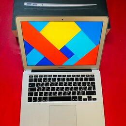 Ноутбуки - MacBook AIR 13 256 SSD новый почти, с коробкой, 0