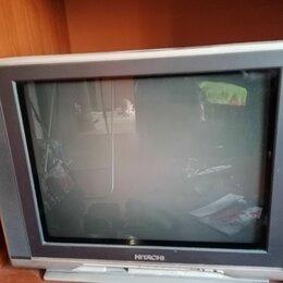 Телевизоры - Телевизор б/у. Показывает хорошо, 0