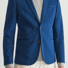 Пиджаки - Новый Костюмный пиджак slim из текстурной ткани, 0