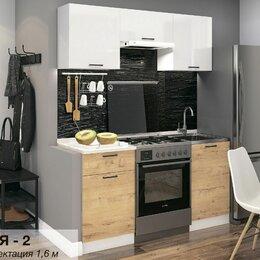 Мебель для кухни - Кухонный гарнитур Дуся 1,6м, 0