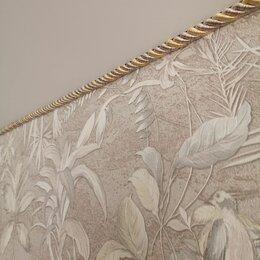 Потолки и комплектующие - Декоративный шнур для обоев в интерьере цвет 6,4 , 0