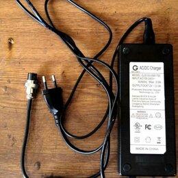 Аксессуары и запчасти - Зарядное устройство 67.2v 2.0 A, 0