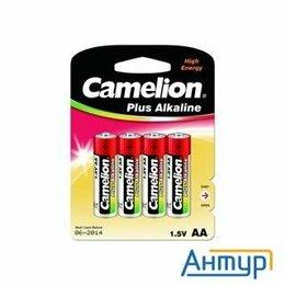 Батарейки - Camelion..lr 6  Plus Alkaline Bl-4 (lr6-bp4, батарейка,1.5В), 0