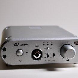 Цифро-аналоговые преобразователи - Цап Hi-End DAC IZO iHA-1 V2 SP + усилитель, Япония, 0