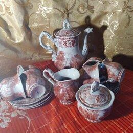Посуда - Сервиз чайный , 0