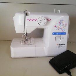Швейные машины - Швейная машинка jaguar jemlux, 0