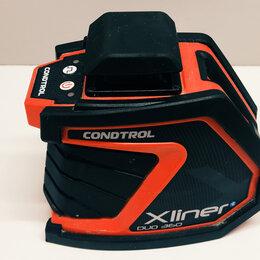 Измерительные инструменты и приборы - Лазерный уровень Condtrol Xliner Duo 360, 0