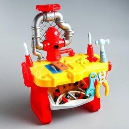 Детские наборы инструментов - Игровой модуль с инструментами «Фикси инструменты», ФИКСИКИ, 0