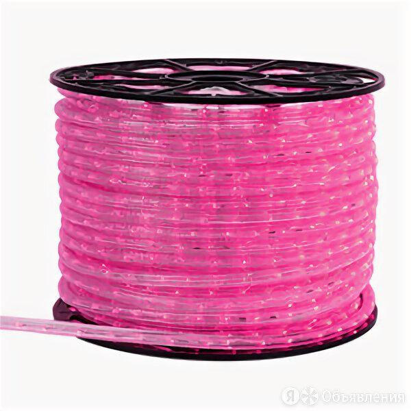 Светодиодный дюралайт Rich LED, 2-х проводной, розовый, кратность резки 1 мет... по цене 25230₽ - Интерьерная подсветка, фото 0