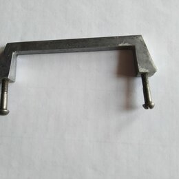 Комплектующие - Ручка-скоба мебельная, 0