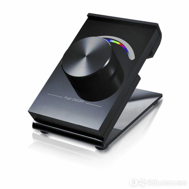 Радио-пульт для RGB ленты EasyDim дект с валкодером на 1 зону по цене 4317₽ - Интерьерная подсветка, фото 0