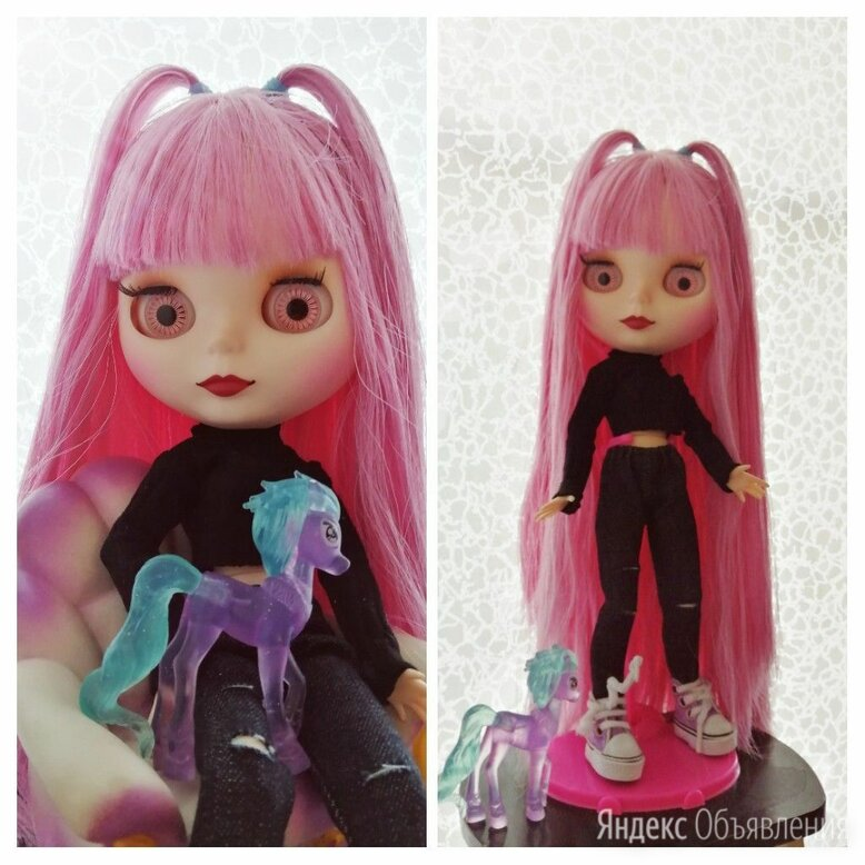 Кукла Блайз по цене 3000₽ - Куклы и пупсы, фото 0